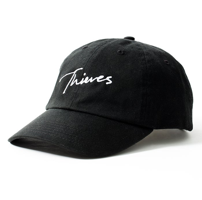 Image of BLACK POLO CAP