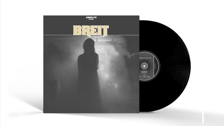 "Image of Breit 10"" Debut(Annihilate)"