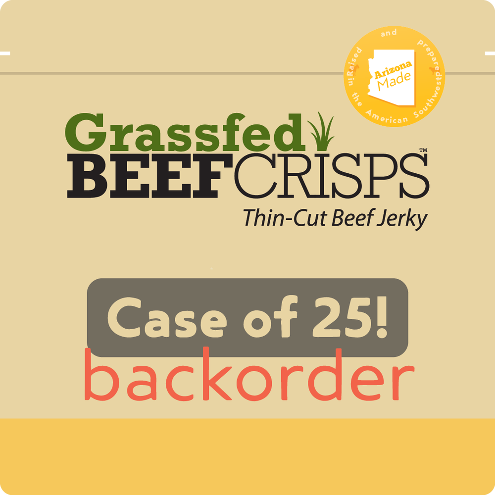Image of Case of Jerky (25-pack)
