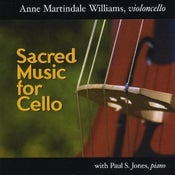 Image of Sacred Music for Cello
