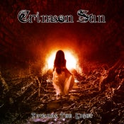 Image of CRIMSON SUN - Towards the Light (CD MMR022, 2015) or CRIMSON SUN - The Border (EP MMR023, 2016)