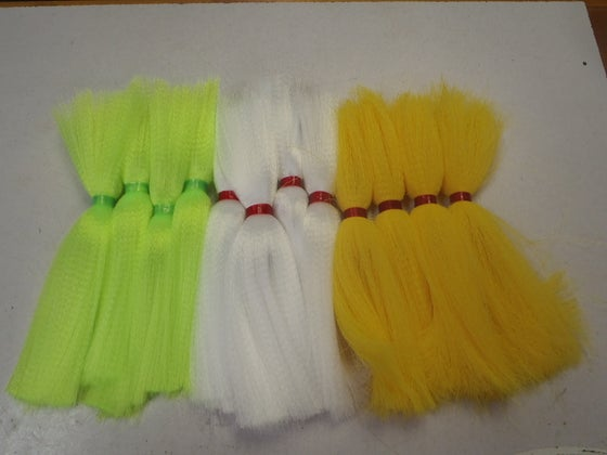 Image of Parachute's the ones i make for Capt Mario of the Lady Grace V out of Montauk NY