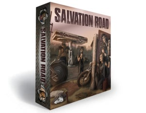 Image of Salvation Road