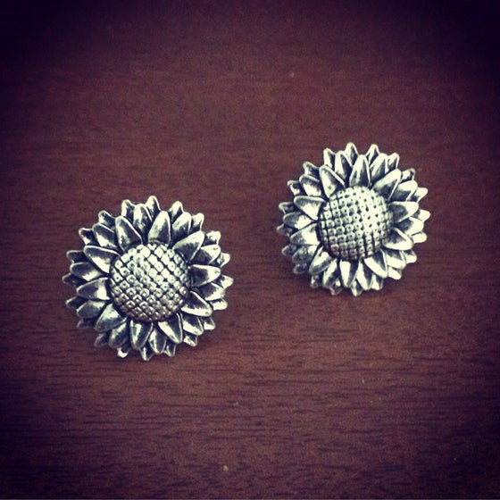 Image of Sunflower ring
