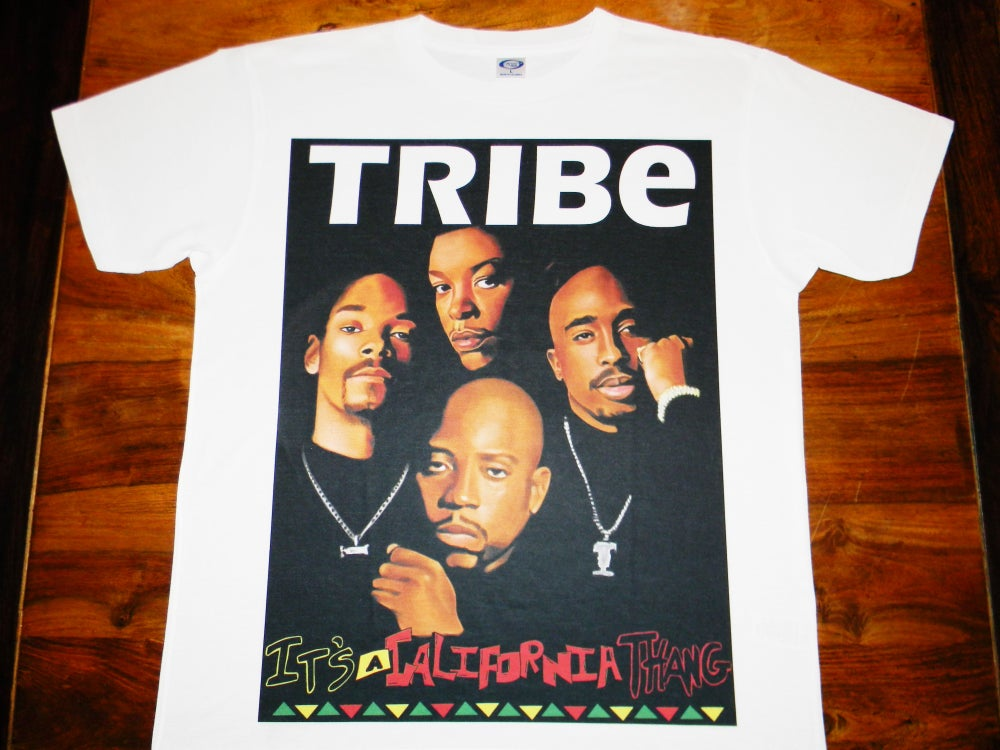 """Image of DEATH ROW's FINEST """"TRIBE"""""""