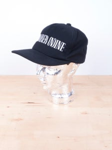 Image of Number (N)ine - Embroidered Logo Snapback Cap