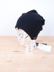 Image of Lost & Found - Twisted Cotton Cashmere Beanie