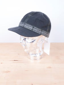 Image of White Mountaineering - Lambskin Trimmed Camp Cap