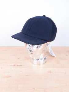 Image of Engineered Garments - Wool Flannel Worker's Cap