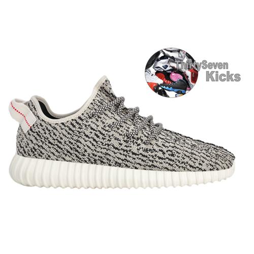 Image of Adidas Yeezy Boost 350 (Grey)