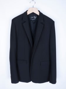 Image of Raf SImons x Fred Perry - 100th Anniversary Collection Blazer