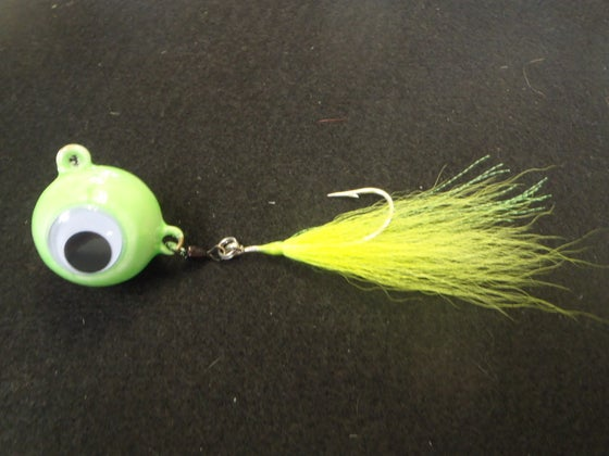 Image of Glow Fluke (Summer Flounder) Balls