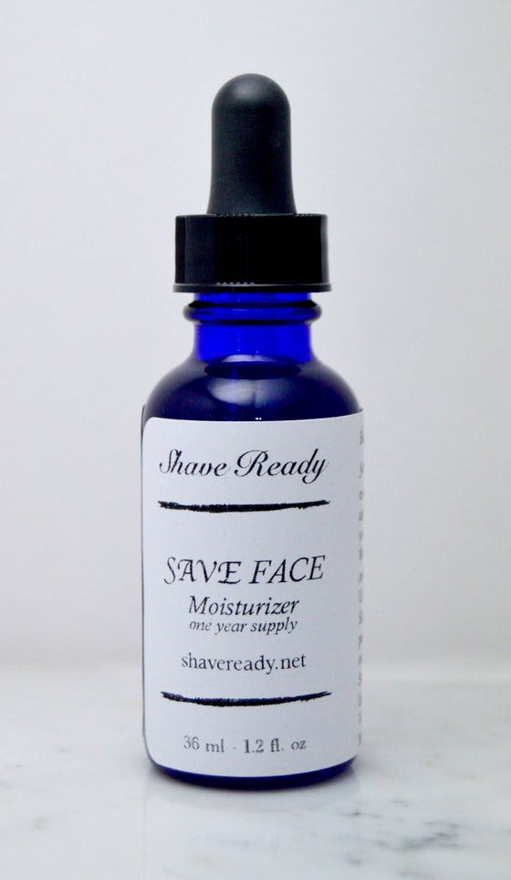 Image of Shave Ready Save Face Moisturizer