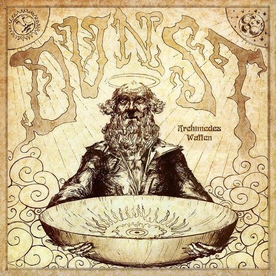 Image of Dunst - Archimedes Waffen CD