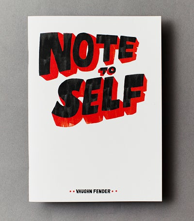 Image of Note to Self