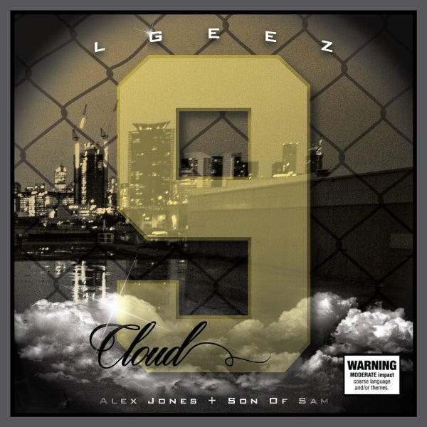 "Image of LGEEZ ""Cloud 9"" CD"