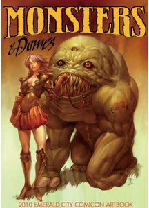Image of Monsters and Dames 2010
