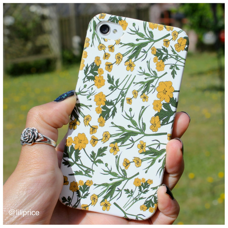 Image of Wild Buttercups Phone Case