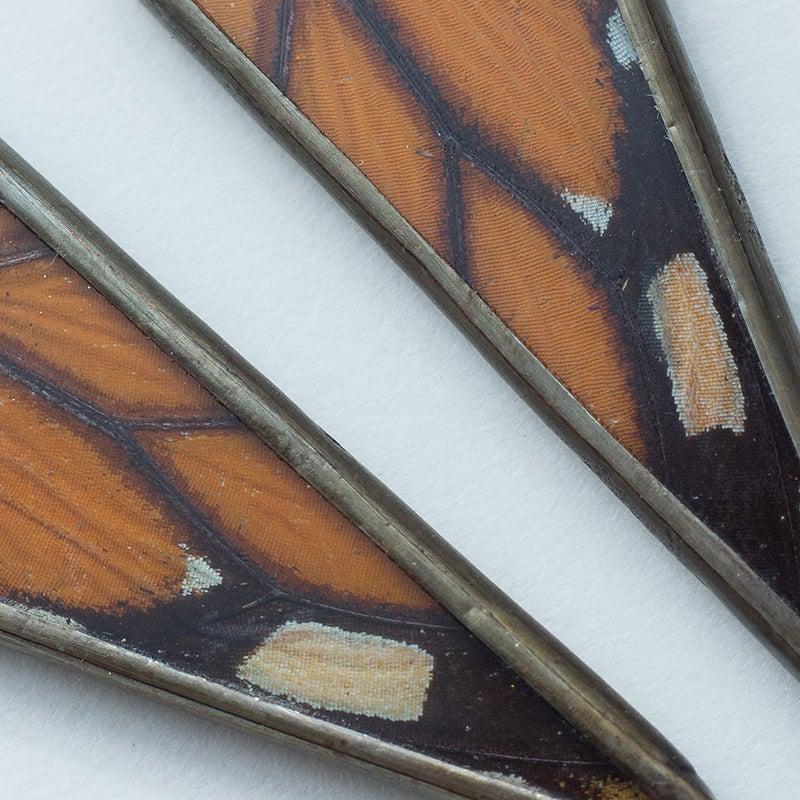 Image of Hart-Variations Isosceles Monarch Earrings