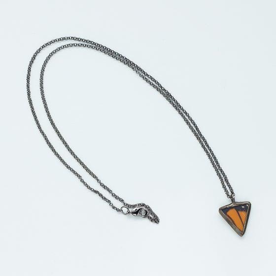 Image of Hart-Variations Petite Arrow Monarch Pendant