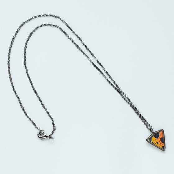 Image of Hart-Variations Petite Arrow Sunset Moth Pendant