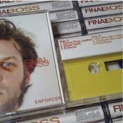 "Image of Final Boss ""Enforcer"" cassette"