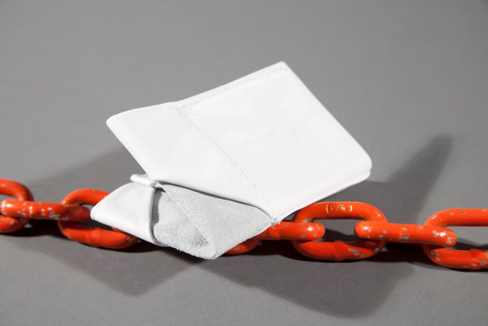 Image of Diamond Billfold - Leather