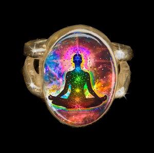 Image of Chakra Healing Energy Ring