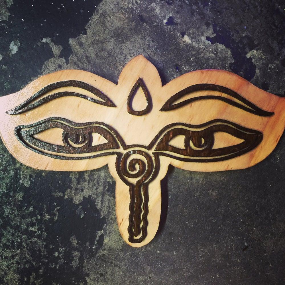 Image of Buddha Wisdom Eyes