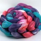 Image of Aruba - Merino/Bamboo/Silk Wool Top/Roving
