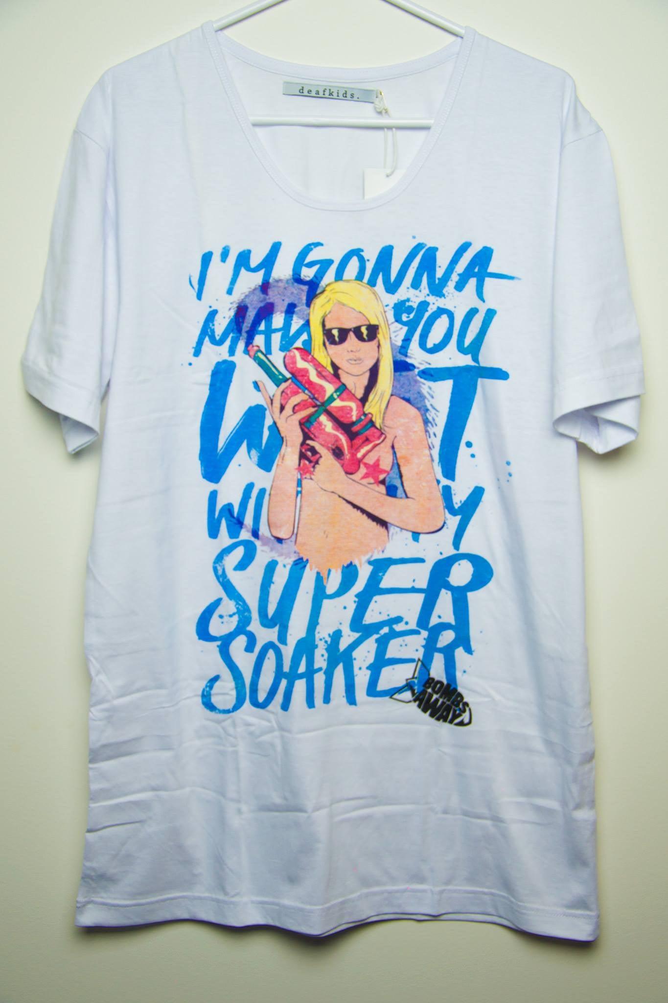 Image of Super Soaker T-Shirt
