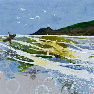 Image of Ocean Breeze, Crantock Beach, Newquay, Cornwall