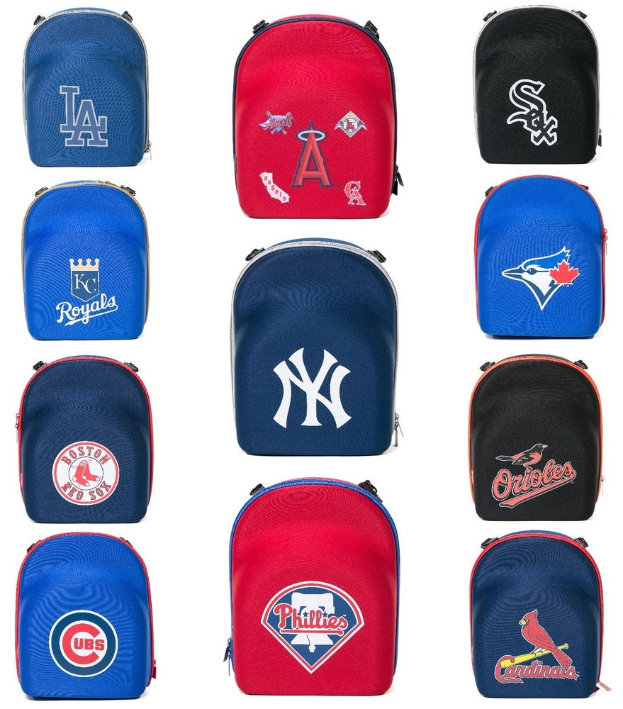Image of MLB New Era 6 Cap Carrier