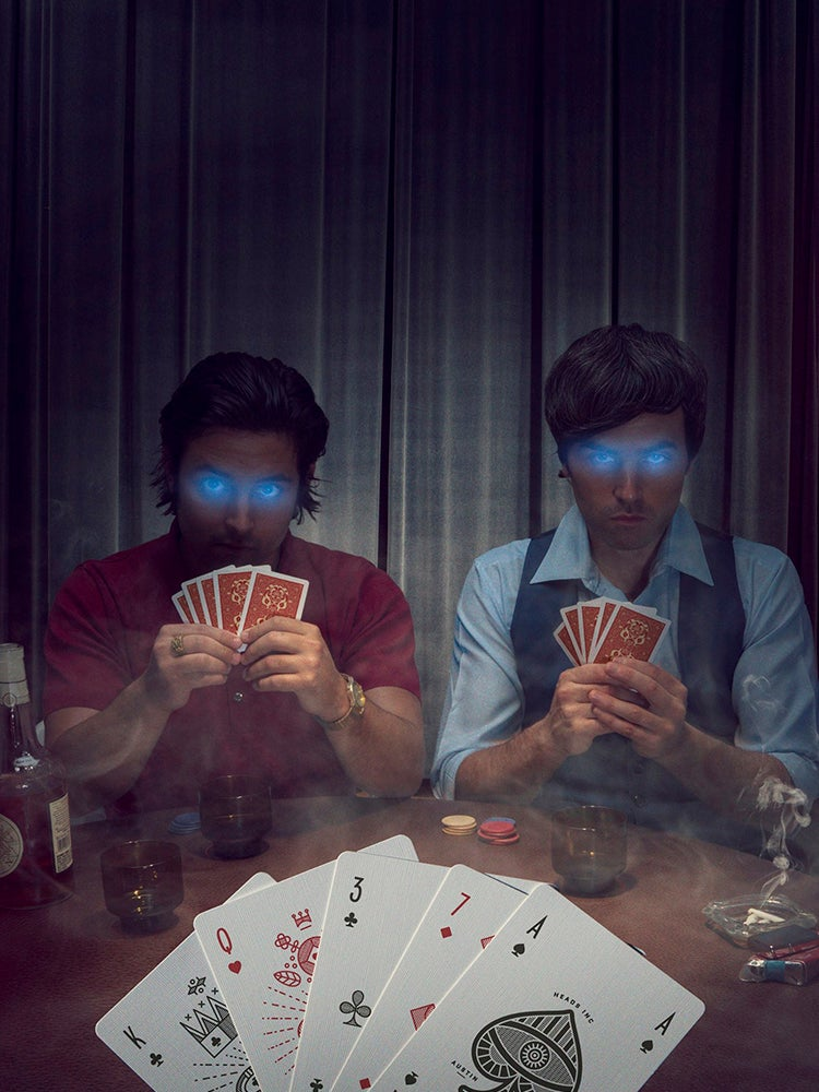 "Image of Spoon ""Playing Cards"""