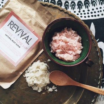 Image of REVIVAL BODY SCRUB GIFT PACKAGES
