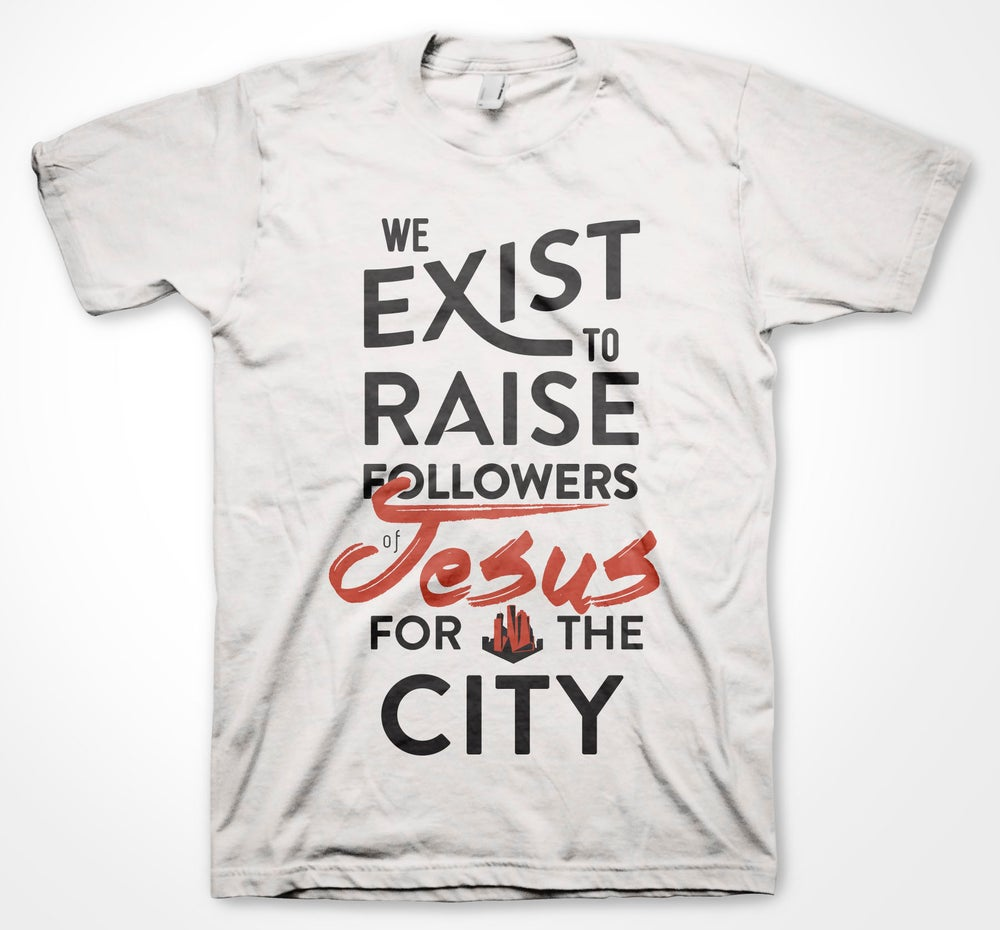 Image of Mission T-Shirt - Womens