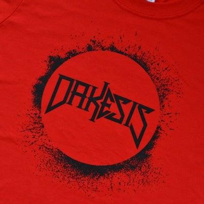 Image of Dakesis Red Logo T-Shirt