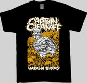 Image of Captain Cleanoff - Napalm Burns T-Shirt
