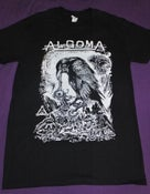 "Image of AlgomA - ""Crow"" Shirt"