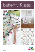 Image of Butterfly Kisses Quilt Pattern PDF