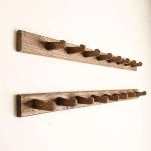 Image of Mid-century coat hooks