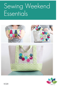 Image of Sewing Weekend Essentials 3 bags PDF Pattern