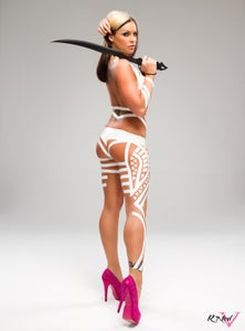 """Image of Velvet Sky """"Why so Serious?"""" Signed poster"""