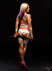 """Image of Velvet Sky """"Work you Out"""" signed poster"""