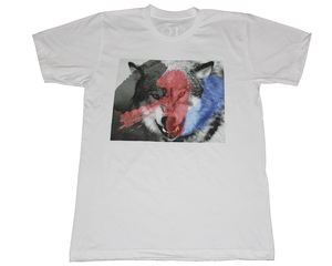 Image of Survival Of The Fittest (WOLF TEE)
