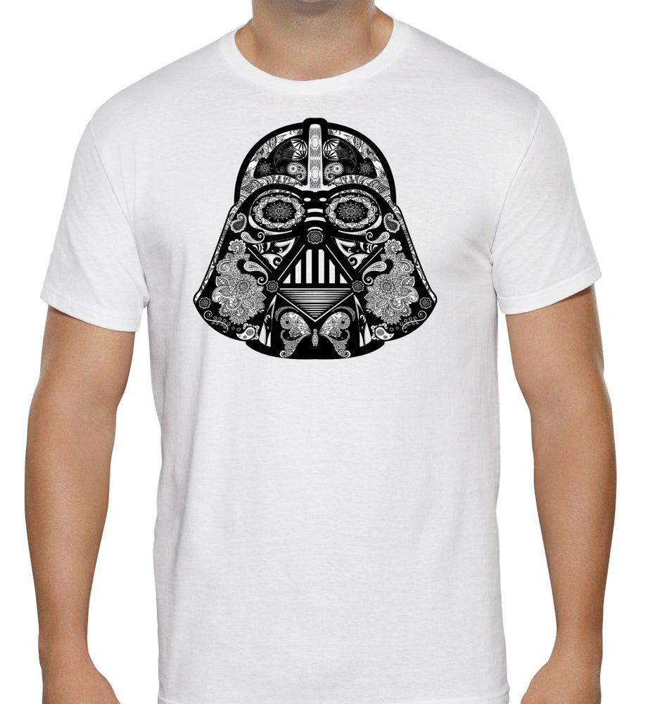 Darth Vader Custom Designed Vector Art Tee Shirt Daaminc