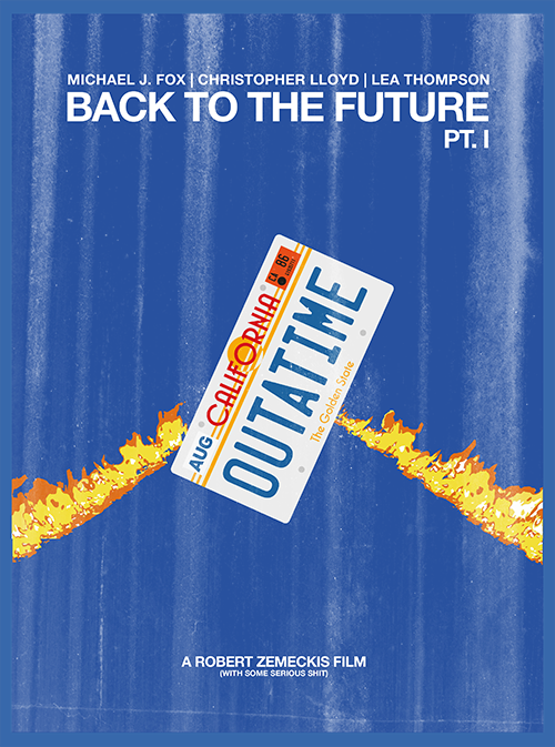 Image of Back To The Future: Pt. I Poster