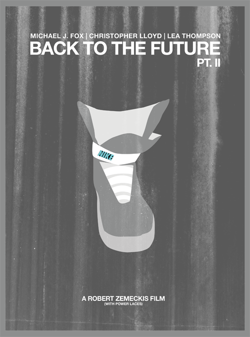 Image of Back To The Future: Pt. II Poster