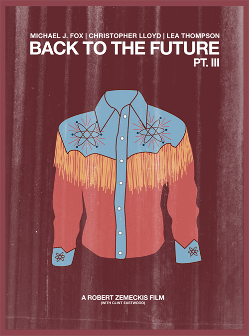 Image of Back To The Future: Pt. III Poster