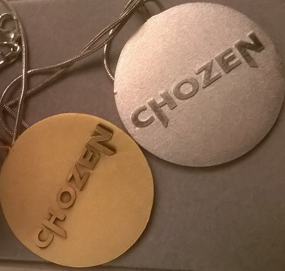 Image of CHOZEN NECKLACE